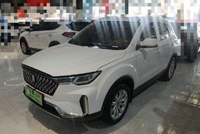 奔腾T33 2019款 1.6L 自动豪华型 国VI