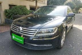 大众 辉腾 2011款 3.6L V6 5座加长舒适版(进口)