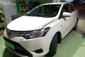 丰田 威驰 2014款 1.5L 自动智臻版