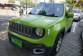 Jeep 自由侠 2017款 180T 自动劲能版