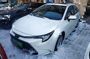 丰田 雷凌 2019款 185T CVT尊享版 国VI
