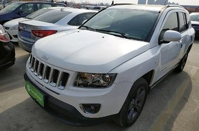 Jeep 指南者 2014款 改款 2.4L 四驱舒适版(进口)