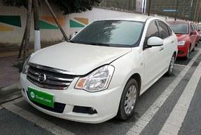 日产 轩逸 2012款 经典 1.6XE 手动舒适版