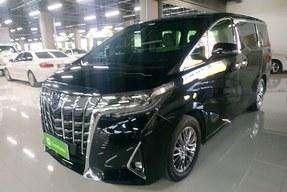 丰田 埃尔法 2020款 双擎 2.5L 尊贵版(进口)