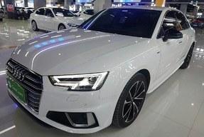 奥迪A4L 2019款 45 TFSI quattro 个性运动版 国VI