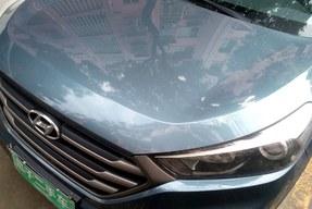 现代 途胜 2015款 1.6T 双离合两驱领先型