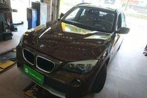 宝马X1 2012款 sDrive18i 豪华型