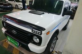 拉达汽车 泥瓦 2016款 1.7L 手动 (平行进口)