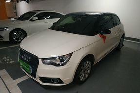 奥迪A1 2014款 30 TFSI 舒适型(进口)