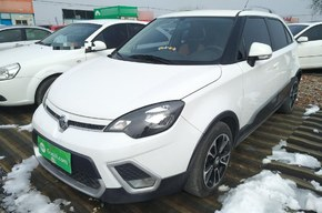 MG 3SW 2015款 1.5L AMT精英型
