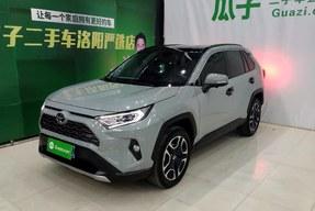 丰田 RAV4 2020款 2.0L CVT四驱尊贵版