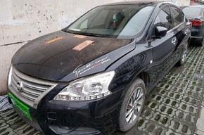 日产 轩逸 2012款 1.6XL 手动豪华版