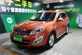传祺GS5 2012款 2.0L 自动两驱周年纪念版