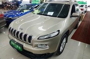 Jeep 自由光 2016款 2.4L 领先版