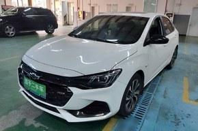雪佛兰 科鲁泽 2019款 RS 330T 自动畅快版 国VI