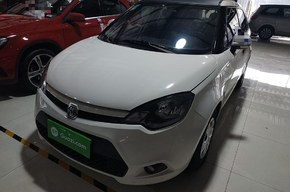 MG3 2013款 1.3L AMT舒适版