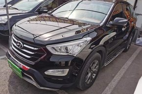 现代 全新胜达 2013款 2.4L 自动两驱舒适型