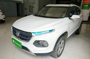 宝骏510 2017款 1.5L 自动时尚型