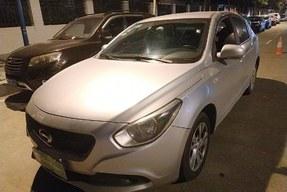 传祺GA3 2013款 1.6L 自动豪华ESP版