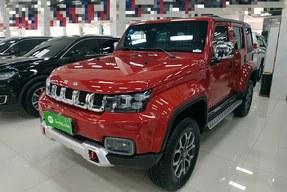 北京BJ40 2019款 2.3T 自动四驱城市猎人版尊享型 国VI