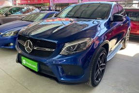 奔驰GLE级AMG 2017款 AMG GLE 43 4MATIC 轿跑SUV