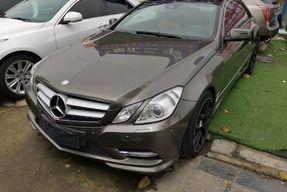 奔驰E级 2012款 E 200 CGI Coupe(进口)