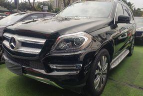 奔驰 奔驰GL级2015款3.0T手自一体GL450  4MATIM
