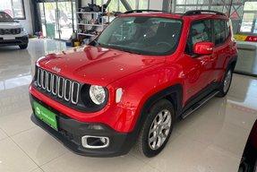 Jeep 自由侠 2017款 180T 自动高能版