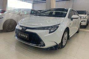 丰田 雷凌 2019款 双擎 1.8H CVT科技版 国VI