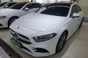 奔驰A级 2020款 改款 A 180 L 运动轿车特殊配置