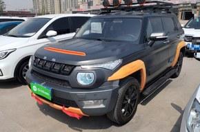 北京BJ20 2016款 1.5T CVT豪华型