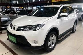 丰田 RAV4 2013款 2.0L CVT两驱都市版