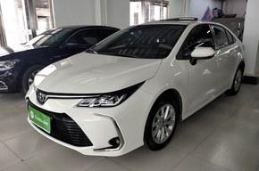 丰田 卡罗拉 2019款 1.2T S-CVT GL-i豪华版