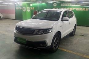 吉利 远景SUV 2018款 1.4T CVT 4G互联旗舰型