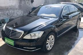奔驰S级 2012款 S 350 L 4MATIC Grand Edition(进口)