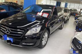 奔驰R级 2014款 R 320 4MATIC 商务型(进口)