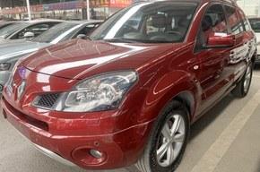 雷诺 科雷傲 2010款 2.5L 四驱豪华型(进口)
