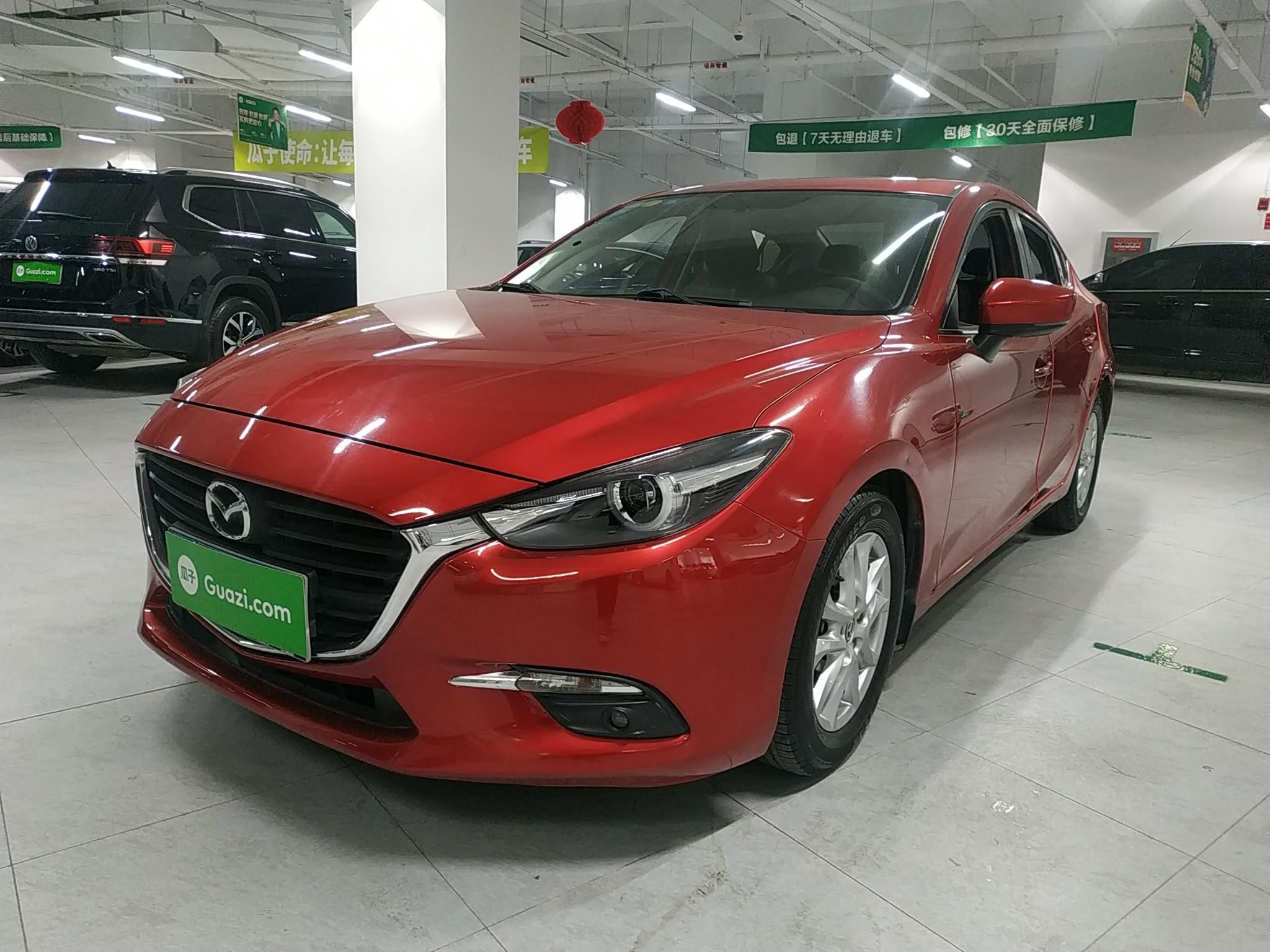 马自达3昂克赛拉 2017款 1.5L 自动 豪华型 (国Ⅴ)