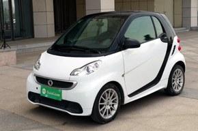 Smart smart fortwo 2012款 1.0 MHD 硬顶舒适版