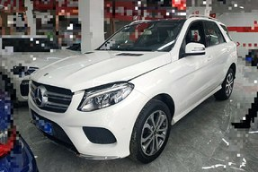 奔驰GLE级 2017款 GLE 320 4MATIC 动感型(进口)