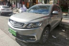 吉利 远景SUV 2018款 1.8L 手动4G互联豪华型