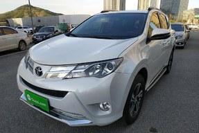 丰田 RAV4 2015款 2.0L CVT两驱风尚版