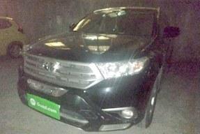 丰田 汉兰达 2013款 2.7L 两驱5座紫金版
