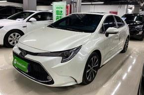 丰田 雷凌 2019款 185T CVT运动版 国VI