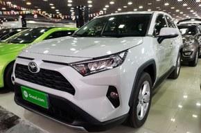 丰田 RAV4 2020款 2.0L CVT两驱风尚版