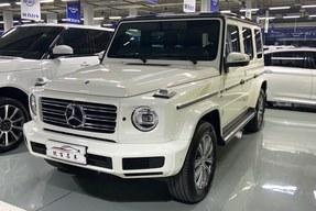 奔驰G级 2019款 G 500(进口)
