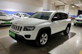 Jeep 指南者 2014款 改款 2.0L 两驱进取版(进口)