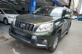 丰田 普拉多 2010款 2.7L 自动标准版(进口)