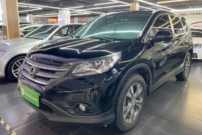 本田CR-V 2013款 2.4L 四驱尊贵导航版