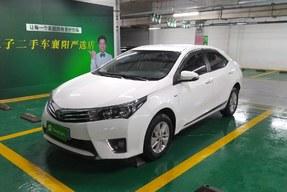 丰田 卡罗拉 2017款 改款 1.6L S-CVT GL